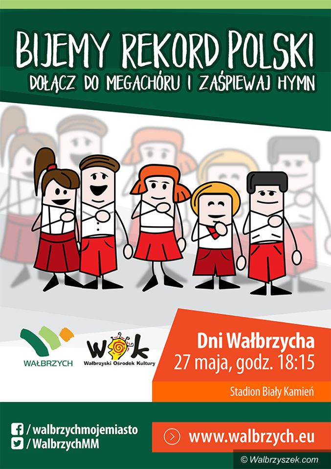Wałbrzych: Czy Wałbrzych pobije dziś rekord Polski?