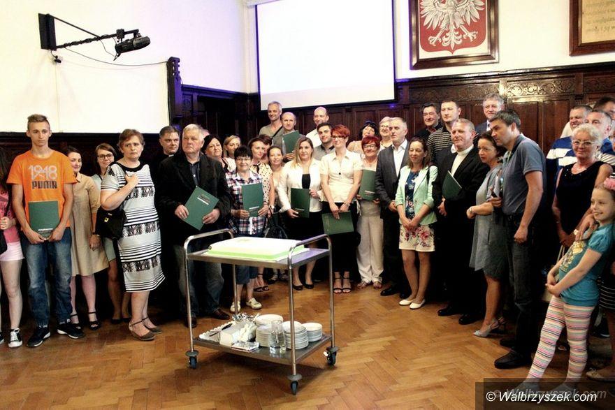 Wałbrzych: Wałbrzyski Budżet Partycypacyjny 2017 – wyniki