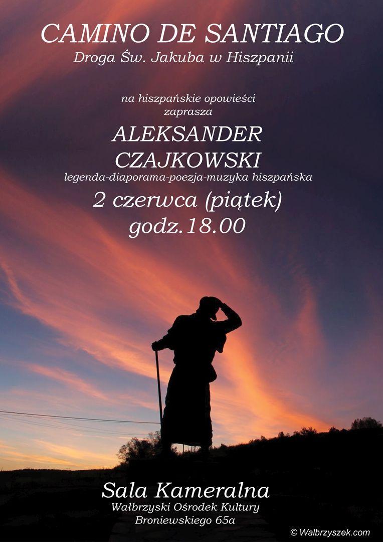 Wałbrzych: Już dziś pokaz diaporam Aleksandra Czajkowskiego