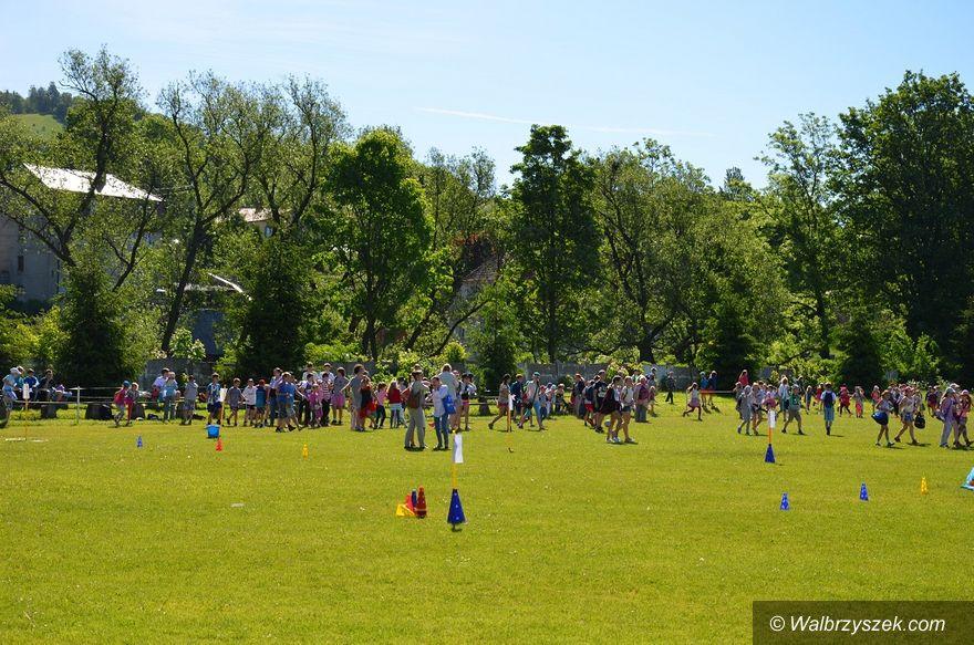 REGION, Głuszyca: Powiatowy Dzień Sportu w Głuszycy