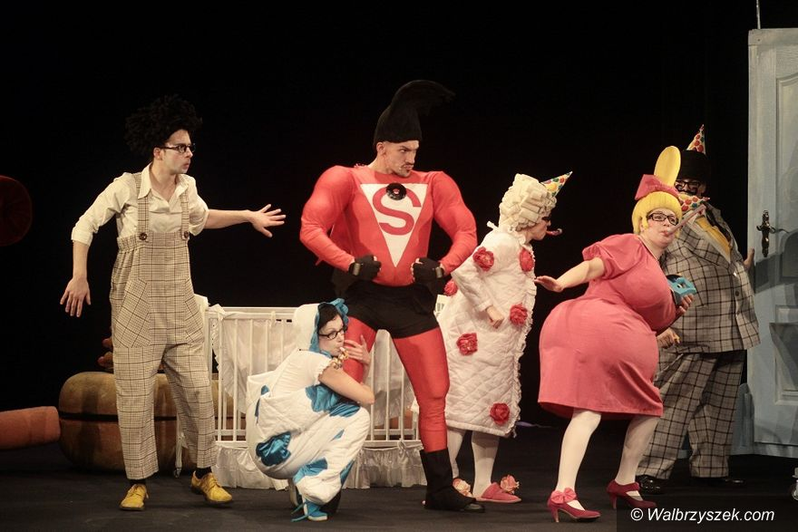 Wałbrzych: Teatr Lalki i Aktora w podrózy