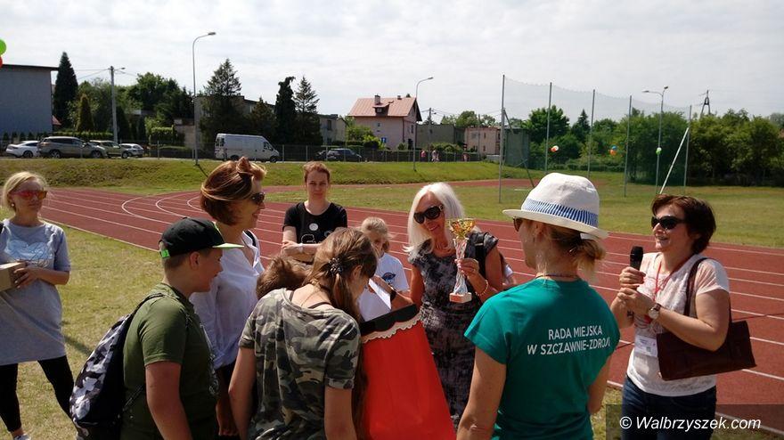 REGION, Szczawno-Zdrój: Gra miejska pełna zwrotów akcji