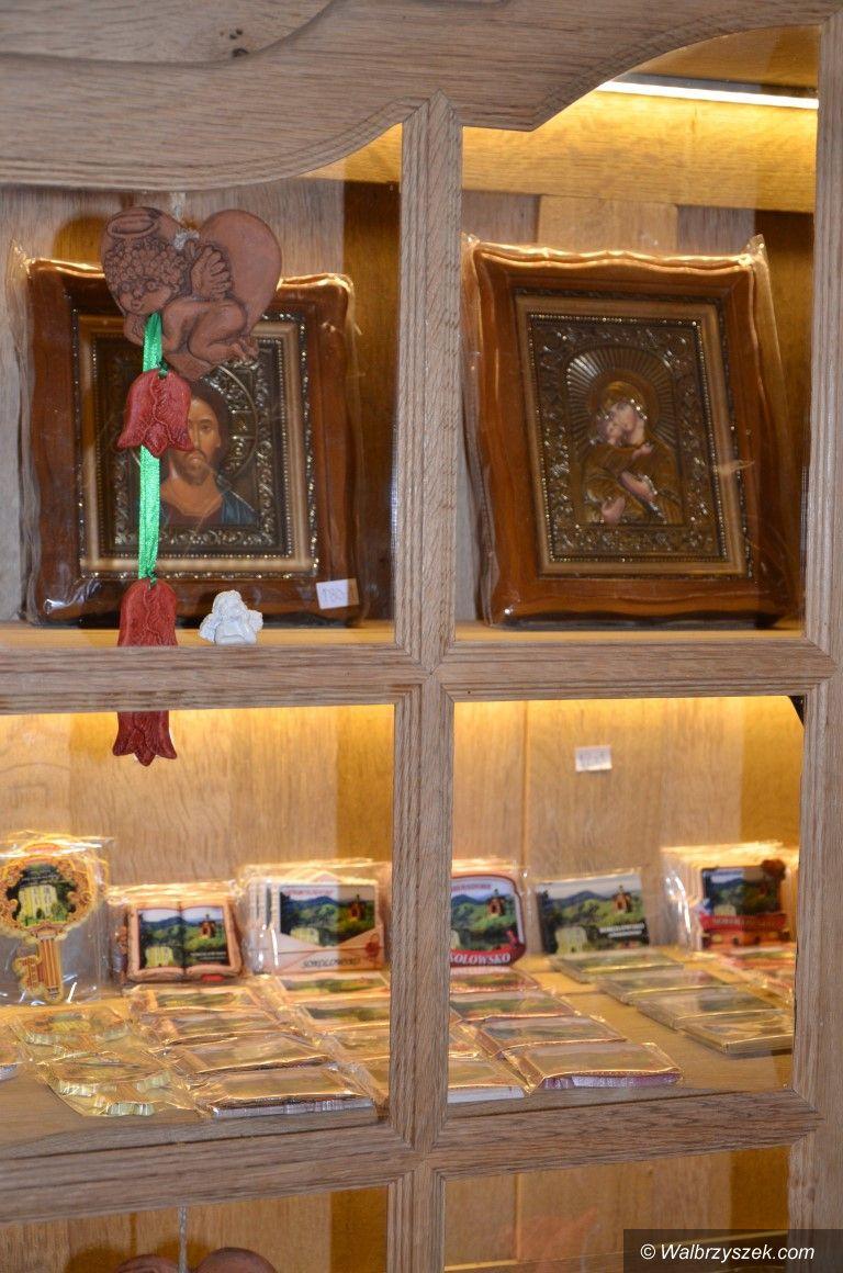 REGION, Sokołowsko: Wystawa ikon z Kijowa w Sokołowsku