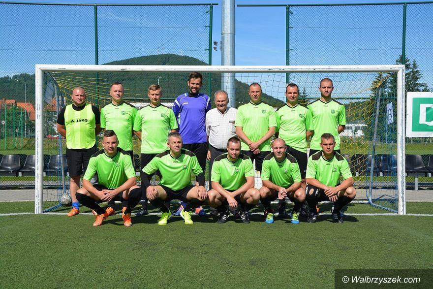 Wałbrzych: Turniej piłki nożnej o Puchar Komendanta Miejskiego Policji w Wałbrzychu
