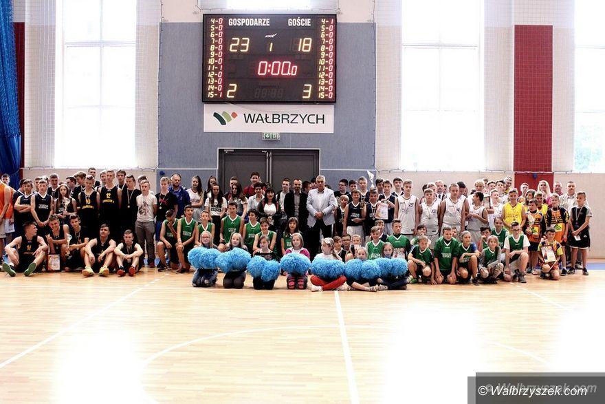 Wałbrzych: Toyota Basket Liga zakończyła sezon