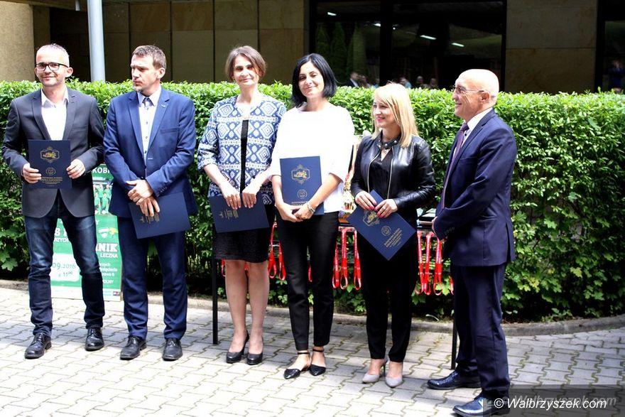 Wałbrzych: Pracownicy i studenci PWSZ nagrodzeni