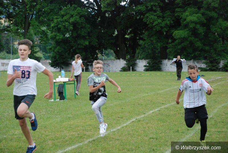 Głuszyca: Finałowa liga lekkoatletyczna szkół podstawowych