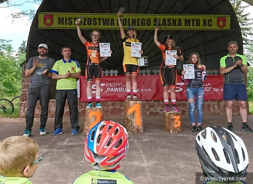 Nowa Ruda: Mistrzostwa Dolnego Śląska w kolarstwie MTB XCO