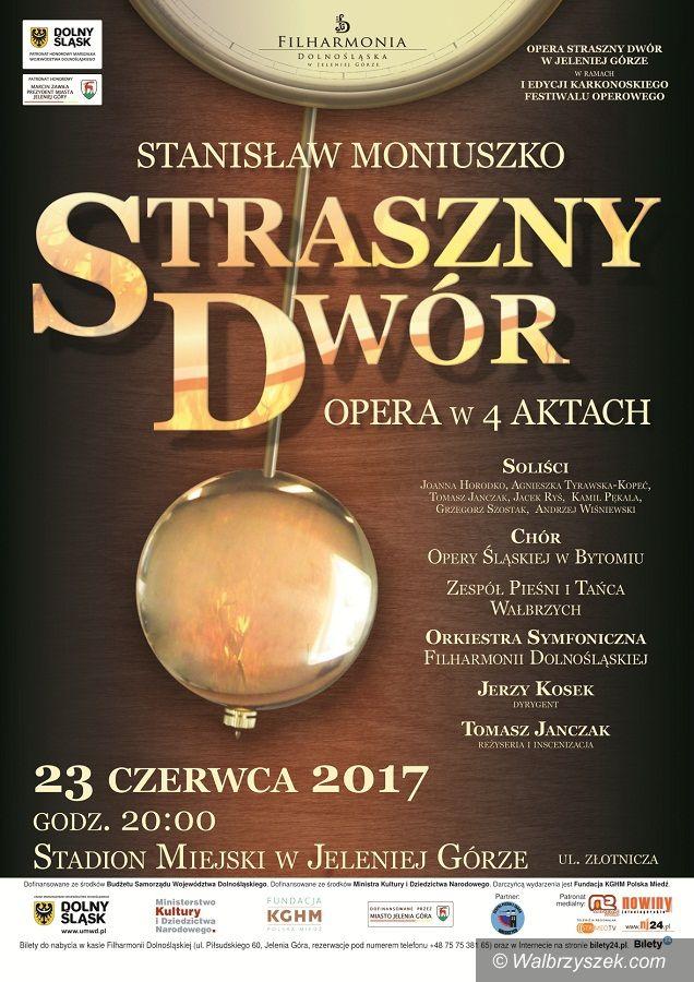 """Wałbrzych/REGION: ZPiT """"Wałbrzych"""" na jeleniogórskiej scenie"""