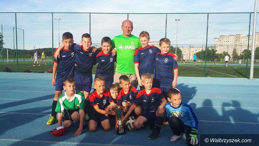 Wałbrzych: Piłkarze Baszty na czele