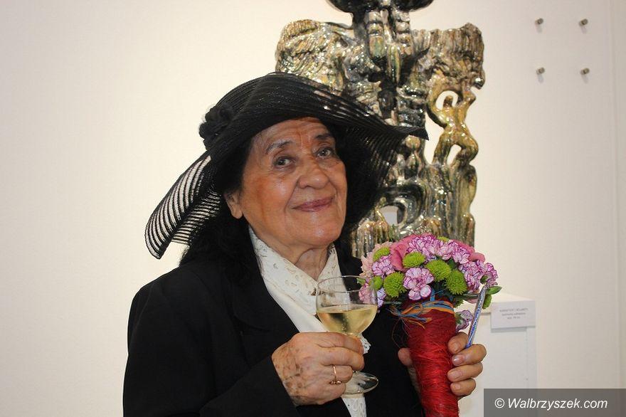 Wałbrzych: Obejrzyj wystawę Marii Bor–Myśliborskiej