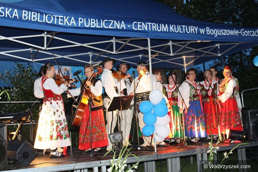 REGION, Boguszów-Gorce: 100–lecie Kościoła w Kuźnicach Świdnickich