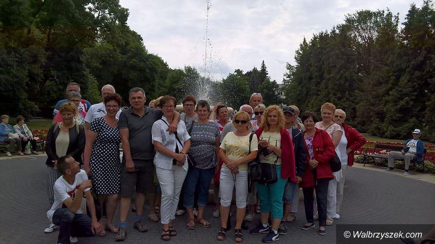 REGION, Witków: Seniorzy z Witkowa na wycieczkach