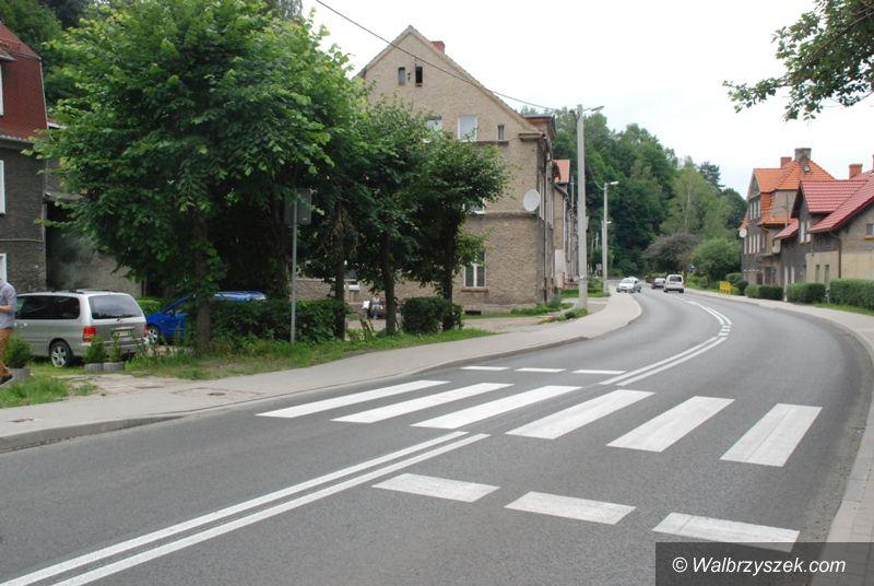 REGION, Głuszyca: Sienkiewicza po remoncie