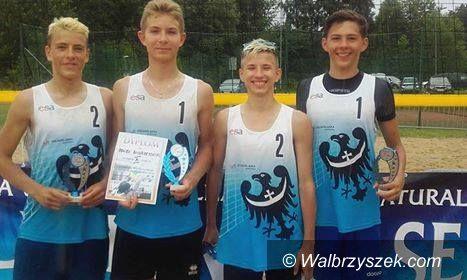 Wałbrzych: Młodzicy z Wałbrzycha w finale
