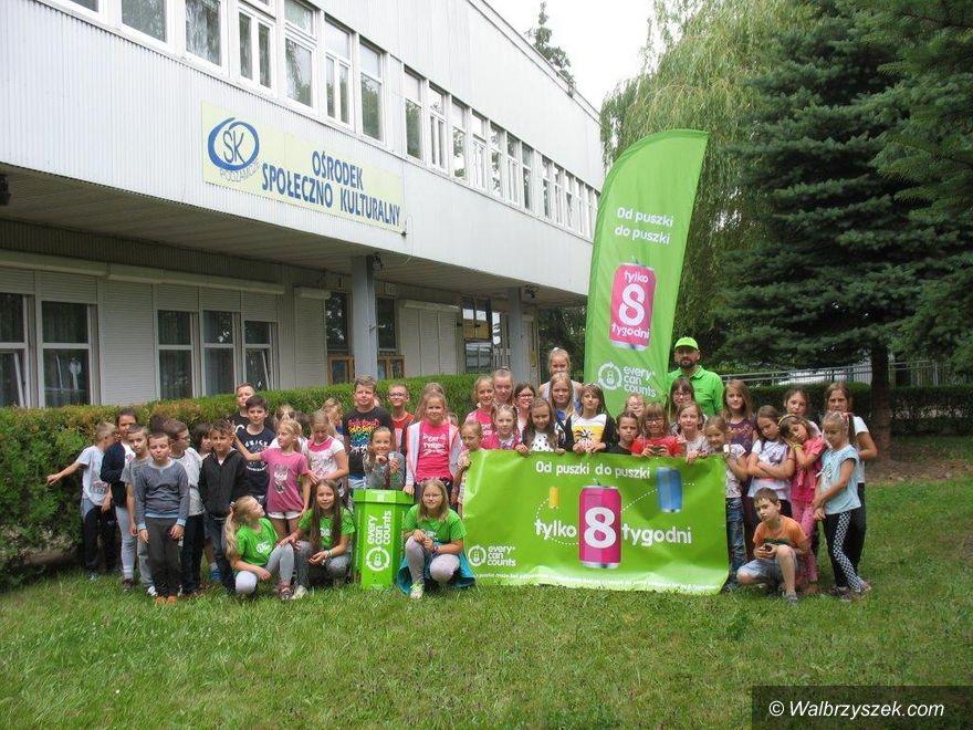 Wałbrzych: Urozmaicone zajęcia wakacyjne w OSK