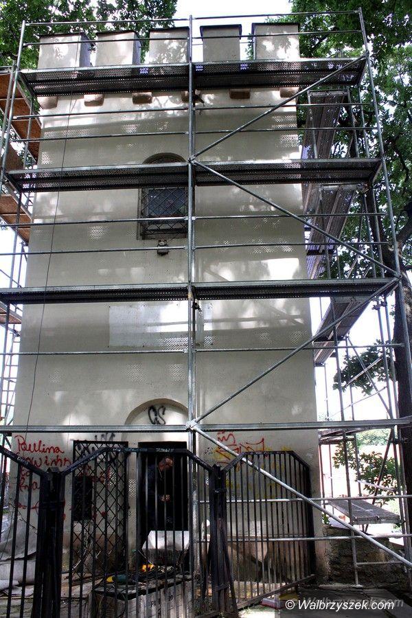 REGION, Szczawno-Zdrój: Rozpoczęła się rewitalizacja