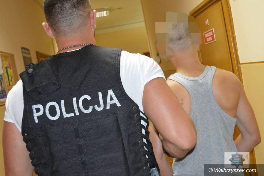 REGION, Boguszów-Gorce: Dwóch sprawców kradzieży z włamaniem zatrzymanych. Obaj ukończyli dopiero 14 lat