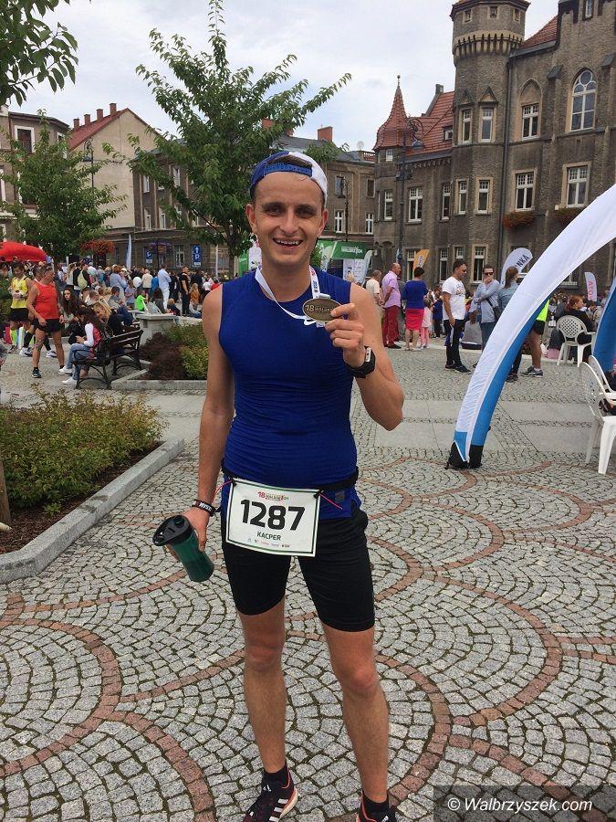 Wałbrzych: Jeden z uczestników wspomina wałbrzyski Półmaraton