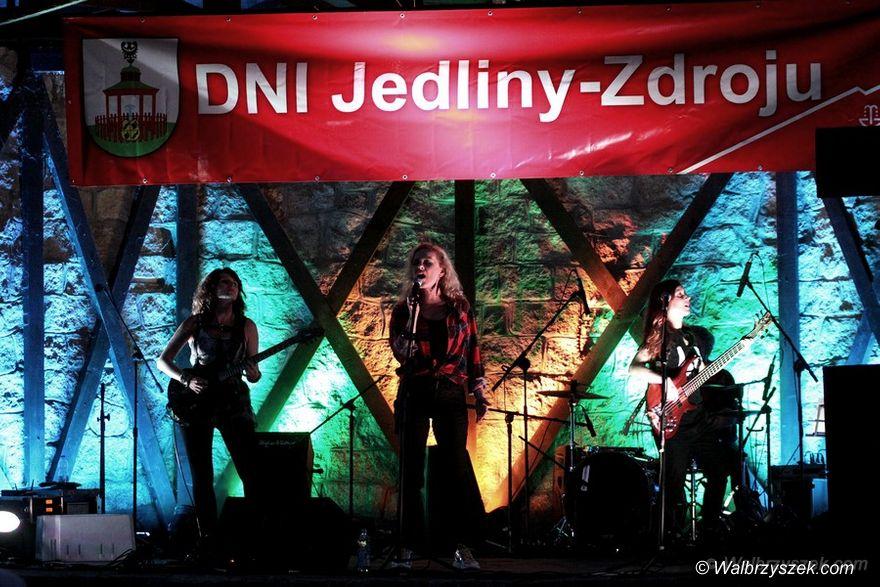 REGION, Jedlina-Zdrój: Dni Jedliny–Zdroju 2017 rozpoczęte!