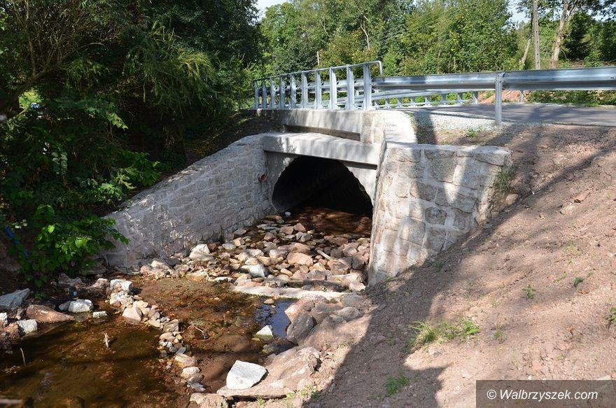 REGION, Sierpnica: Most w Sierpnicy wyremontowany
