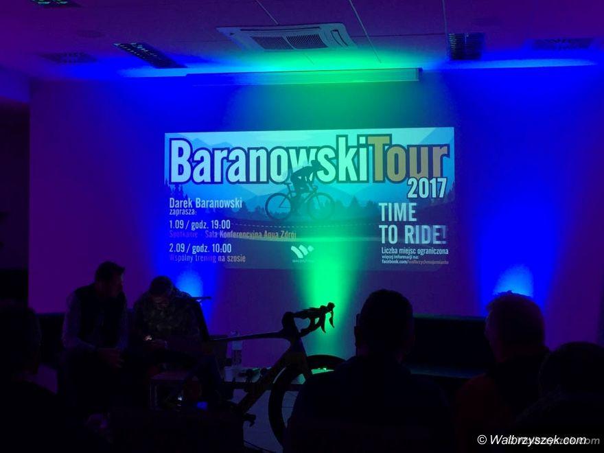 Wałbrzych: Dariusz Baranowski w Wałbrzychu