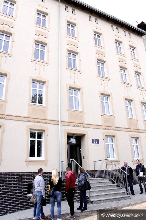Wałbrzych: Nowe mieszkania komunalne w Wałbrzychu