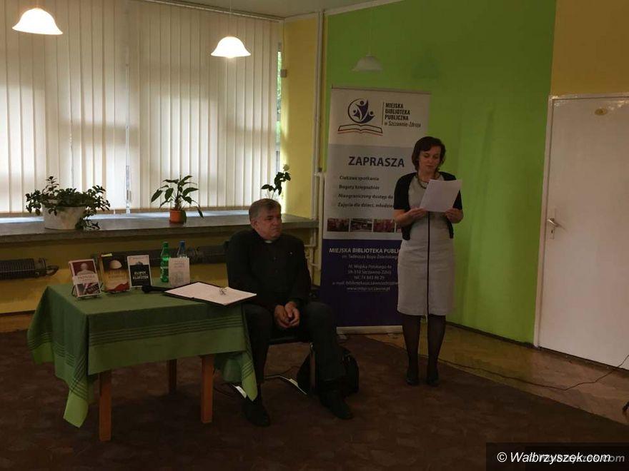 REGION, Szczawno-Zdrój: Spotkanie z ojcem Maciejem Ziębą