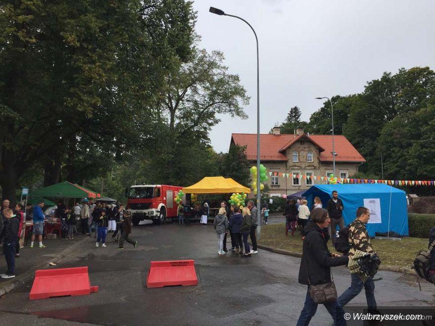 Wałbrzych: Urodziny Placu Marceliny Darowskiej