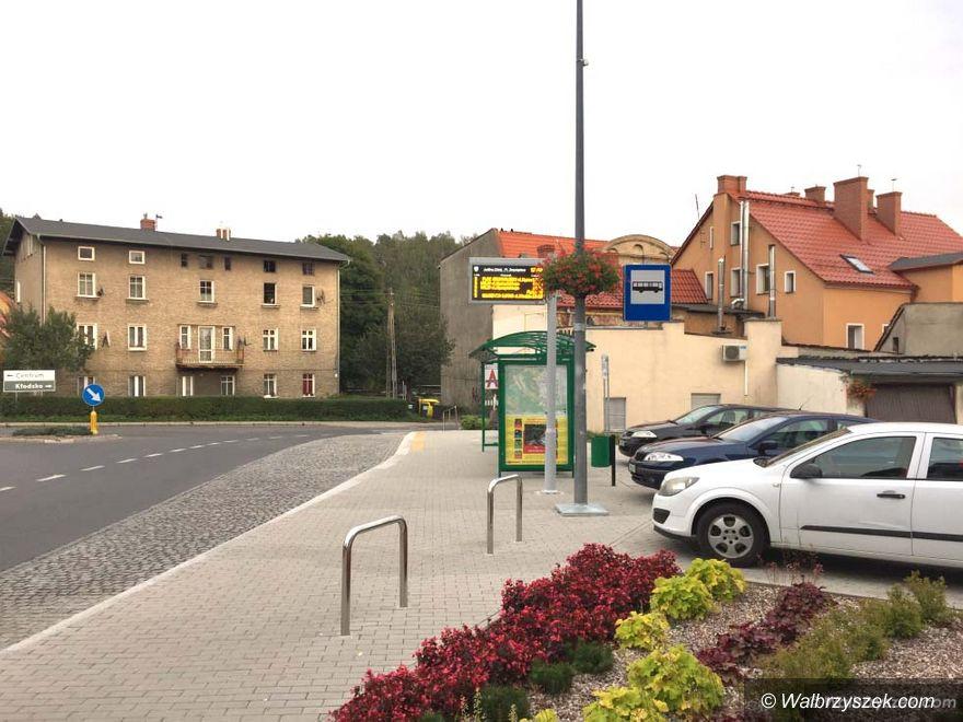 REGION, Jedlina-Zdrój: Centrum przesiadkowe w Jedlinie–Zdroju