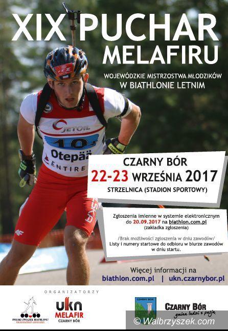Czarny Bór: Od jutra emocje biathlonowe w Czarnym Borze