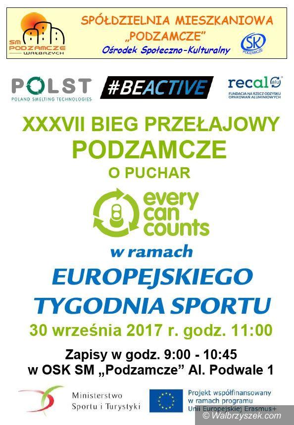 Wałbrzych: Impreza OSK w ramach Europejskiego Tygodnia Sportu