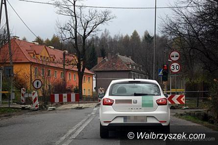 Wałbrzych: Będą kontynuować remont ulicy Moniuszki