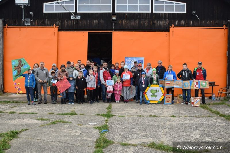 REGION, Szczawno-Zdrój: Latawce dają radość