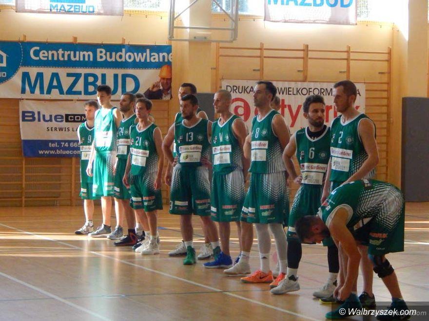 Szczawno-Zdrój: Zwycięski początek koszykarzy ze Szczawna–Zdroju