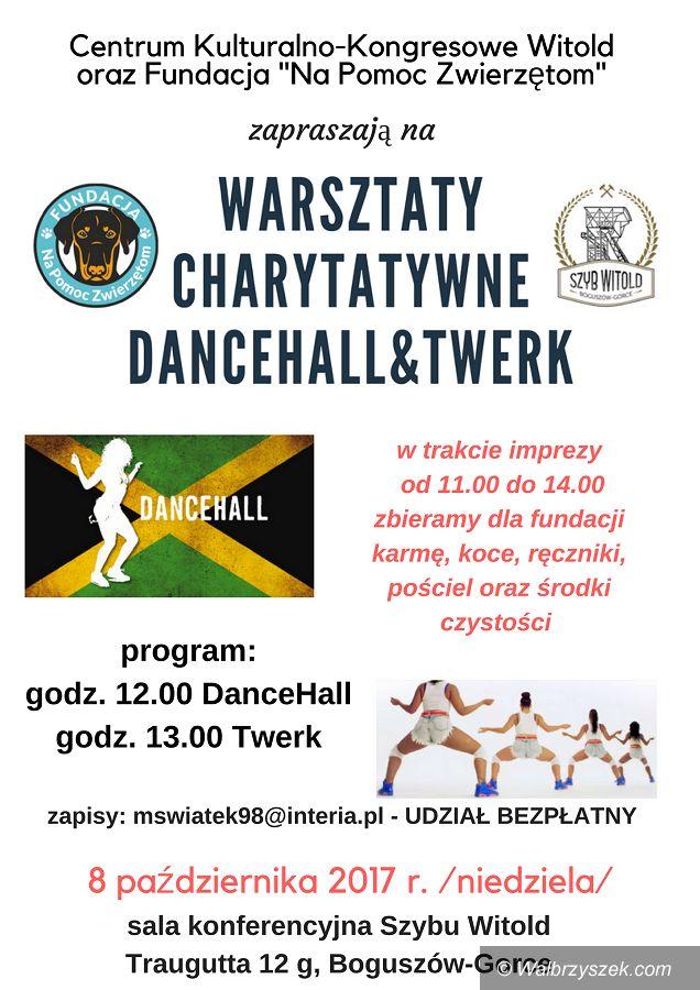REGION, Boguszów-Gorce: W Centrum WITOLD zatańczą dla Fundacji!