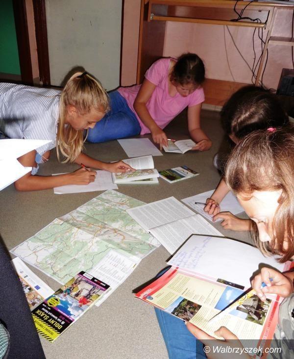 REGION, Głuszyca: Góra matematyki w trójce