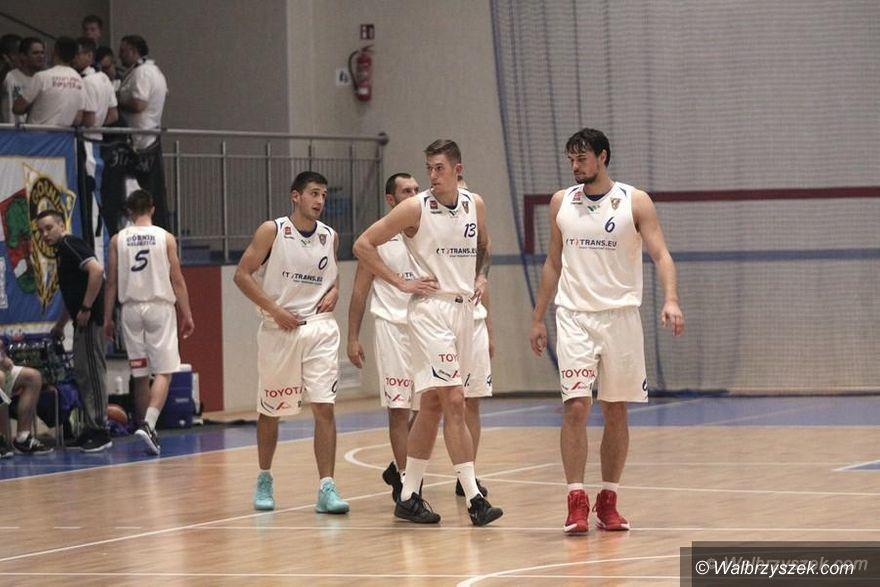 Nowa Sól: II liga koszykówki: Wyjazdowy triumf Górników