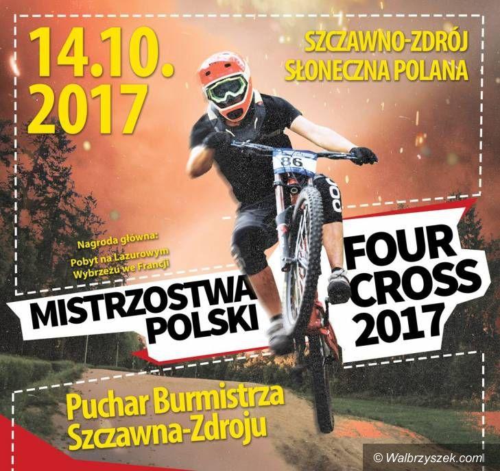 Szczawno-Zdrój: Four Cross wraca na Słoneczną Polanę