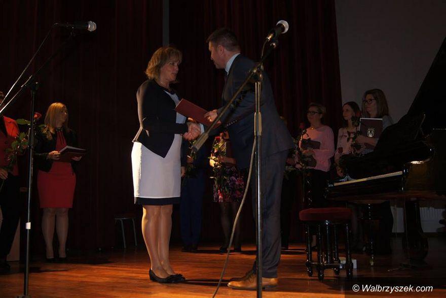 REGION, Mieroszów: Nauczyciele z gminy Mieroszów nagrodzeni