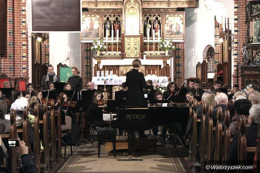Wałbrzych: Koncert symfoniczny ZSM