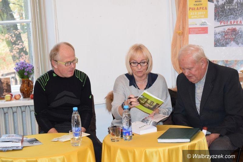 REGION, Głuszyca: Jolanta Maria Kaleta po raz kolejny gościła w Głuszycy