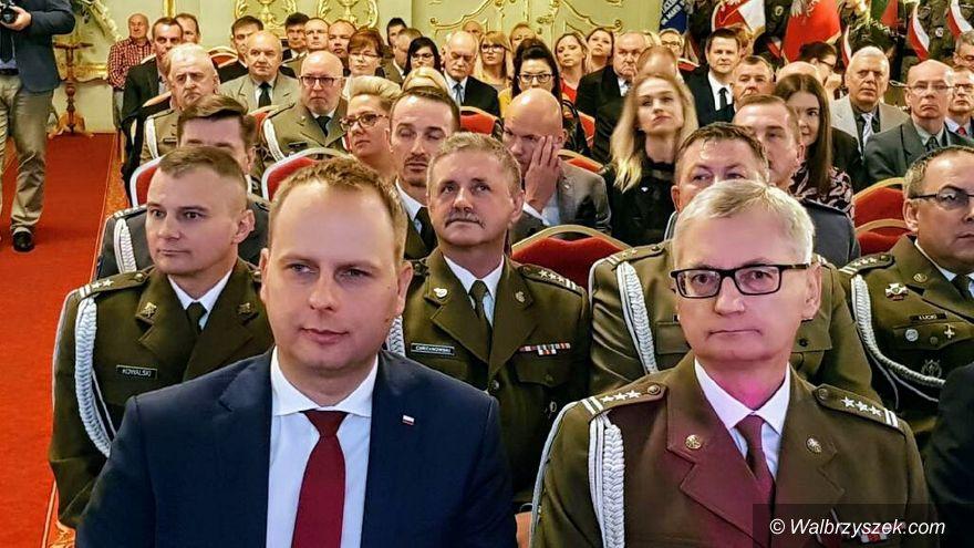 REGION, Szczawno-Zdrój: Święto Terenowych Organów Administracji Wojskowej