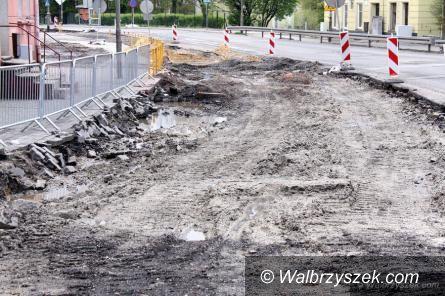 Wałbrzych: Jutro ulica Wrocławska będzie zamknięta dla ruchu