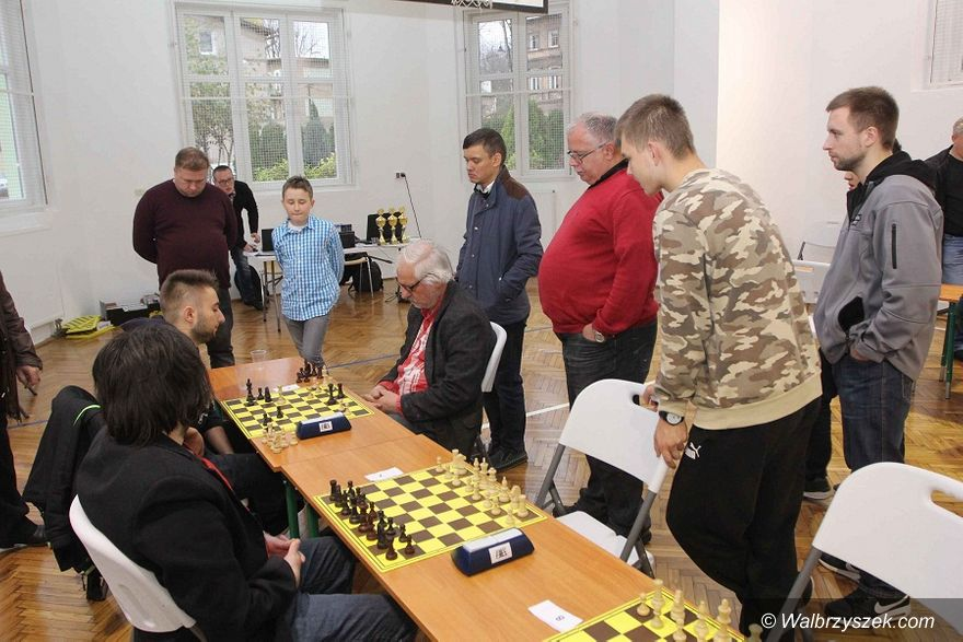 Szczawno-Zdrój: Rywalizowali szachiści
