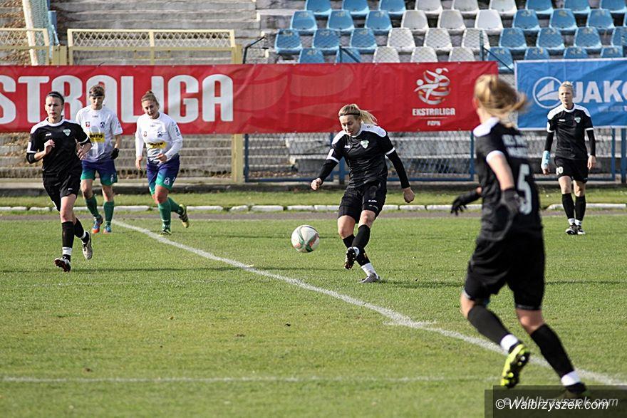 Wałbrzych: Ekstraliga piłkarska: Kolejna wygrana AZS–u PWSZ