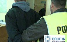 Wałbrzych: Ukradł portfel z pieniędzmi i dokumentami