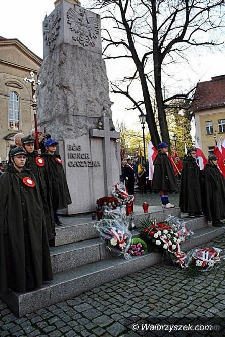 Wałbrzych/REGION: 11 listopada – Święto Niepodległości