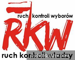 Wałbrzych: Ruch Kontroli Wyborów, Ruch Kontroli Władzy domaga się odwołania sędziów