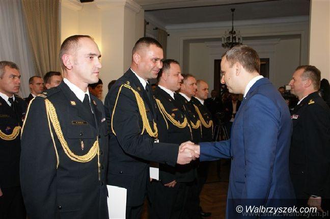 Wałbrzych: Mianowanie na zastępcę komendanta miejskiego bryg. Pawła Kalińskiego